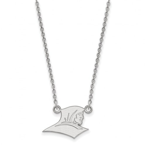 Providence Friars Sterling Silver Small Pendant Necklace