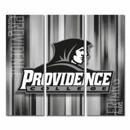 Providence Friars Triptych Rush Canvas Wall Art