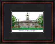 The Pennsylvania State University Academic Framed Lithograph