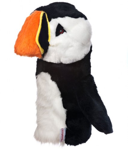 Puffin Oversized Animal Golf Club Headcover