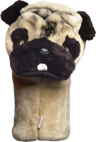 Pug Oversized Animal Golf Club Headcover