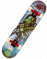 "Punisher Alien Rage 31"" Skateboard"