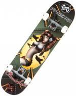 Punisher Bomber Girl Skateboard