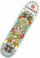"Punisher Day Of The Dead 31"" Skateboard"