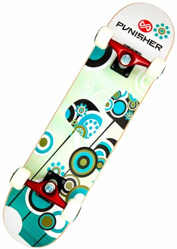 "Punisher Essence 31"" Skateboard"