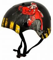 Punisher Graphic Youth Skateboard Helmet