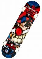 "Punisher Jester 31"" Skateboard"