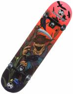 Punisher Scarecrow Skateboard