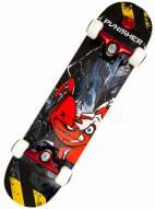 "Punisher Teddy 31"" Skateboard"