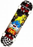 "Punisher Tnt 31"" Skateboard"