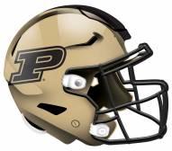 "Purdue Boilermakers 12"" Helmet Sign"