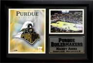 """Purdue Boilermakers 12"""" x 18"""" Photo Stat Frame"""