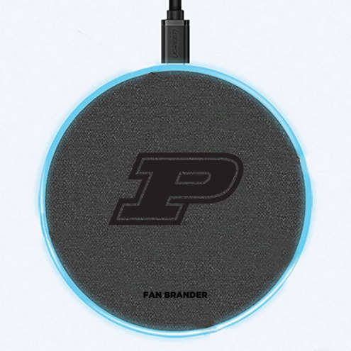 Purdue Boilermakers 15W Wireless Charging Base