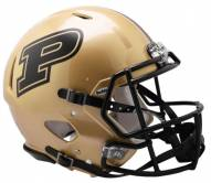 Purdue Boilermakers Riddell Speed Full Size Authentic Football Helmet