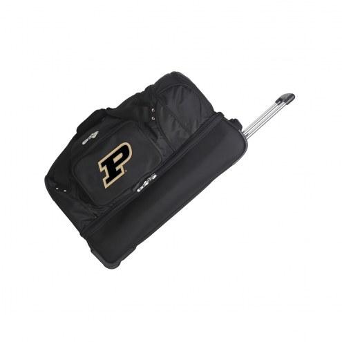 "Purdue Boilermakers 27"" Drop Bottom Wheeled Duffle Bag"