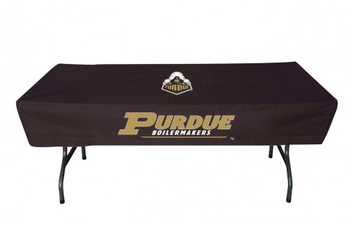 Purdue Boilermakers 6' Table Cover