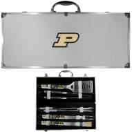 Purdue Boilermakers 8 Piece Tailgater BBQ Set