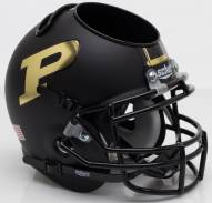 Purdue Boilermakers Alternate 1 Schutt Football Helmet Desk Caddy