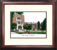 Purdue Boilermakers Alumnus Framed Lithograph