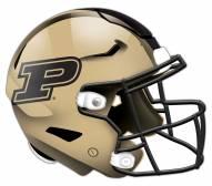 Purdue Boilermakers Authentic Helmet Cutout Sign