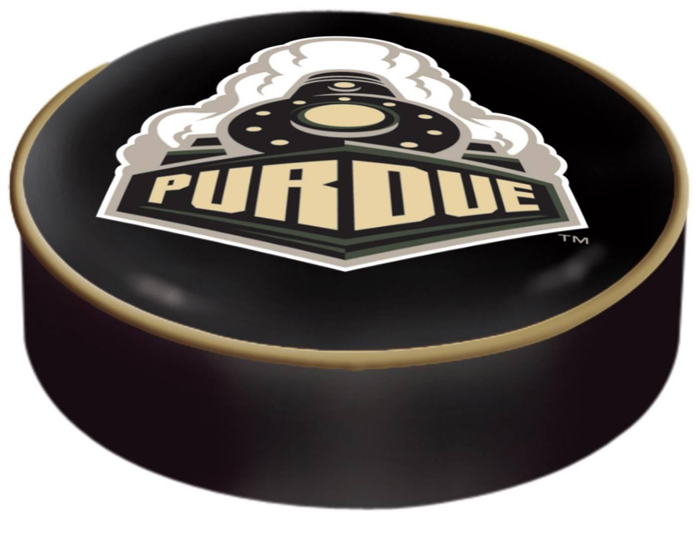 Purdue Boilermakers Bar Stool Seat Cover