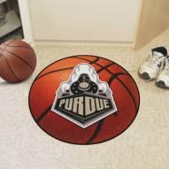 Purdue Boilermakers Basketball Mat