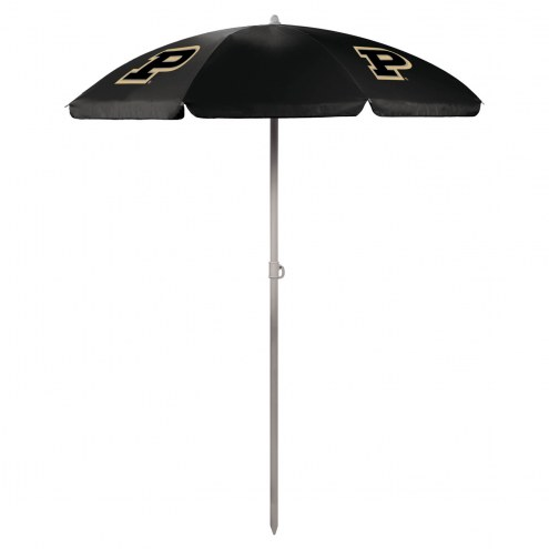 Purdue Boilermakers Beach Umbrella