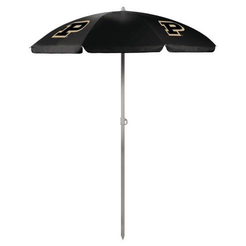 Purdue Boilermakers Beach Umbrella