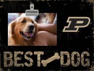 Purdue Boilermakers Best Dog Clip Frame