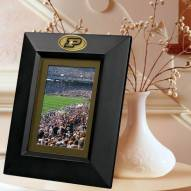 Purdue Boilermakers Black Picture Frame