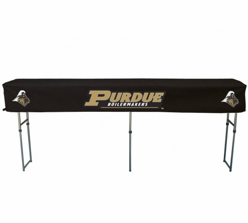 Purdue Boilermakers Buffet Table & Cover