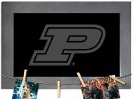 Purdue Boilermakers Chalkboard with Frame