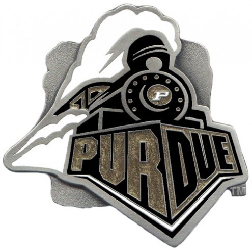 Purdue Boilermakers Class III Hitch Cover