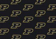 Purdue Boilermakers College Repeat Area Rug