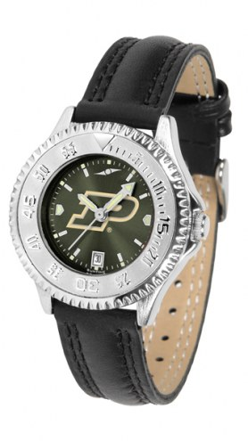 Purdue Boilermakers Competitor AnoChrome Women's Watch