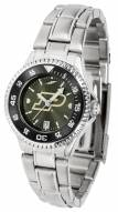 Purdue Boilermakers Competitor Steel AnoChrome Women's Watch - Color Bezel