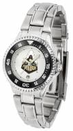 Purdue Boilermakers Competitor Steel Women's Watch