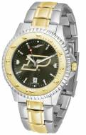 Purdue Boilermakers Competitor Two-Tone AnoChrome Men's Watch