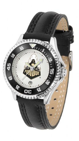 Purdue Boilermakers Competitor Women's Watch