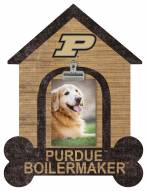 Purdue Boilermakers Dog Bone House Clip Frame