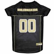 Purdue Boilermakers Dog Football Jersey