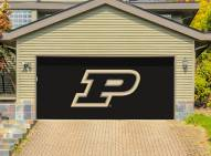Purdue Boilermakers Double Garage Door Banner