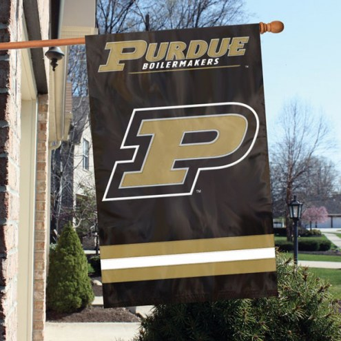 Purdue Boilermakers NCAA Embroidered / Applique College Flag Banner