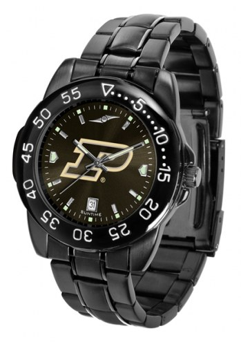 Purdue Boilermakers Fantom Sport AnoChrome Men's Watch