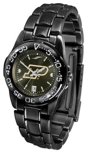 Purdue Boilermakers Fantom Sport AnoChrome Women's Watch