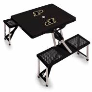 Purdue Boilermakers Folding Picnic Table