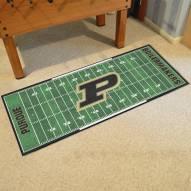 Purdue Boilermakers Football Field Runner Rug