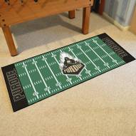 Purdue Boilermakers Football Field Runner Rug
