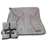 Purdue Boilermakers Frosty Fleece Blanket