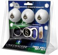 Purdue Boilermakers Golf Ball Gift Pack with Key Chain